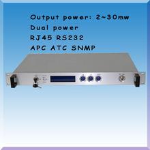 Catv. 1550nm laser,/fibre/émetteur optique