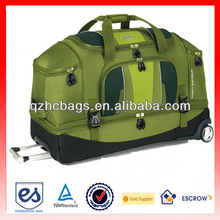 Large Capacity Mens Trolley Travel Bag Travel Luggage Bags