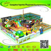 Safety Indoor Plastic Playground Equipment South Africa 11-2B