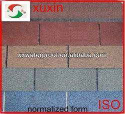 colorful best asphalt roof shingles coating