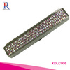 bling rhinestone full rhinestone cover packing box for lipstick