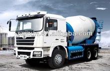 Chine Shacman bétonnière camion prix 6 x 4 à vendre