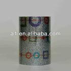 Printed color decorative glitter tape, adhesive glitter tape for DIY