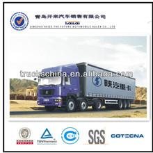 heavy duty tracteur shacman camion tracteur tête