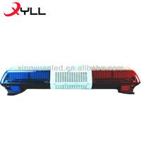 LED Light Bar whelen led lightbar red and blue led emergency police lightbar with PA system