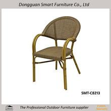 outdoor garden wooden chair swing