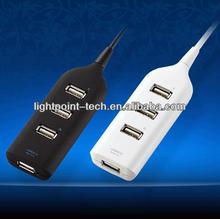 High quality extension socket usb hubs usb 2.0 4-port hub driver usb bluetooth hub