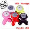 2013 new products mini massager, min usb personal massager,cute mini massager