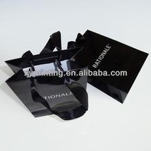 Manufacturer packaging brown kraft paper bags in guangzhou