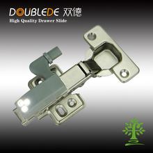 mini hinge invisible hinge soft closing mechanism With LED Light