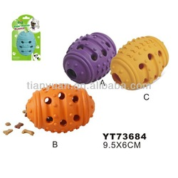 Pet toy /pet soft food treated training toys