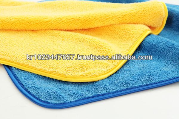 Microfiber High Double Pile Cloth