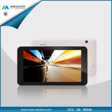 7Inch Cheapest Rockchip RK3026 Dual core+HDMI+800*480pixel+double cameres WIFI tablet pc(MR798-4)