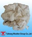 Materia prima pieles de ovejas lavado de lana