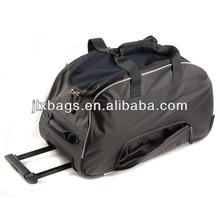 China luggage bag with trolley wholesale & custom duffle bag