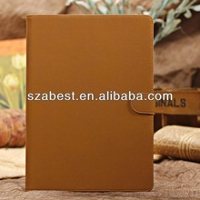 Retro Style Leather Case For iPad Air,New Arrival Leather Case For iPad Air