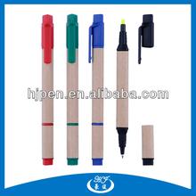 New Concept Paper Ball Pen Eco Ballpoint Pen for Promotional