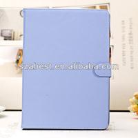 PU Slim Hard Shell Leather Case for Ipad Air/Ipad 5
