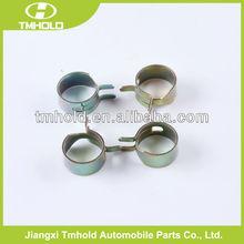 8 mm linha de combustível mangueira Tubing primavera grampos para moto / carro