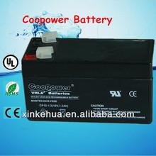 12V Battery/UPS Lead acid battery 12V1.2AH