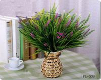 Imitation grass setaria viridis decorate houses green plant