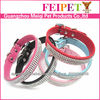 2013 new designs pet collars ,colorful dog collars