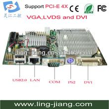 Used in industrial computer motherboard N270