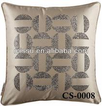 Fashion hot hix rhinestone cushion pillow