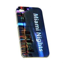 3D Samsung iPhone 4 sublimation case