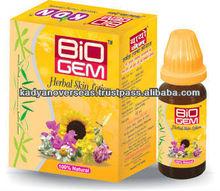 BIO GEM HERBAL Oil for Psoriasis (KDN Biotech Pvt Ltd. India) with OEM