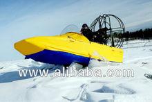 Piraña 2 aerodeslizador( bote de aire)