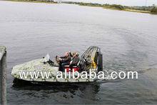 Piraña 3d aerodeslizador( bote de aire)