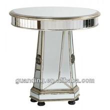 venetian mirrored console furniture