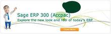 SAGE 300 ERP (SAGE ACCPAC)