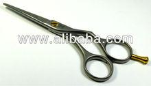 NTS barber scissors / hair cutting shear ergo line
