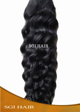 2012 New Style See larger image 3A Grade Unprocessed Cheap Virgin Deep Curly Hair