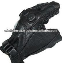 Motorcycle gloves / Leather gloves / Leather half gloves / Gloves