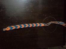 Beautiful Handmade Embroidery Thread Friendship Bracelet Hand Woven Wristband