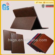 Free sample for ipad air luxury folio leather case