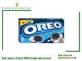oreo шоколад печенье 176g