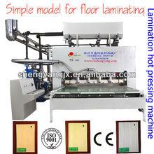 melamine mdf laminating machines