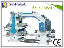 4- color Flexographic printing machine