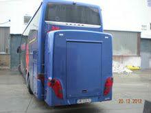 Bus-Rear luggage