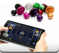 smart phone and tablet game controler