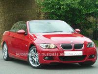 2007/ BMW 3 SERIES 330I M SPORT 2DR 3.0 Red/ 20122SL