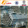 pre-galvanized High frequency welding steel pipe furniture