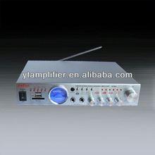 Professional amplifier with Karaoke AV-806 22inch advertising lcd digital video screen for bu