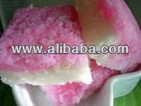 Trinidad Coconut Sugar Cake