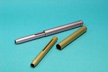 custom aluminium marker pens case red tube made in Japan