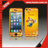 Fashion and cute personality mobile stickers for iPhone 5 (Model 6)